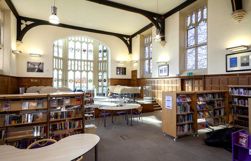 Kingswood School library