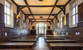 Kingswood School – Dining Hall and Library