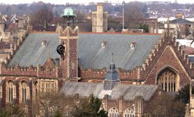 Bristol Grammar School – Bell Tower and Cupola