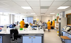Laboratory Infrastructure Project
